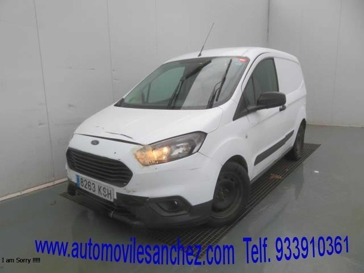 Foto Ford TRANSIT COURIER 1
