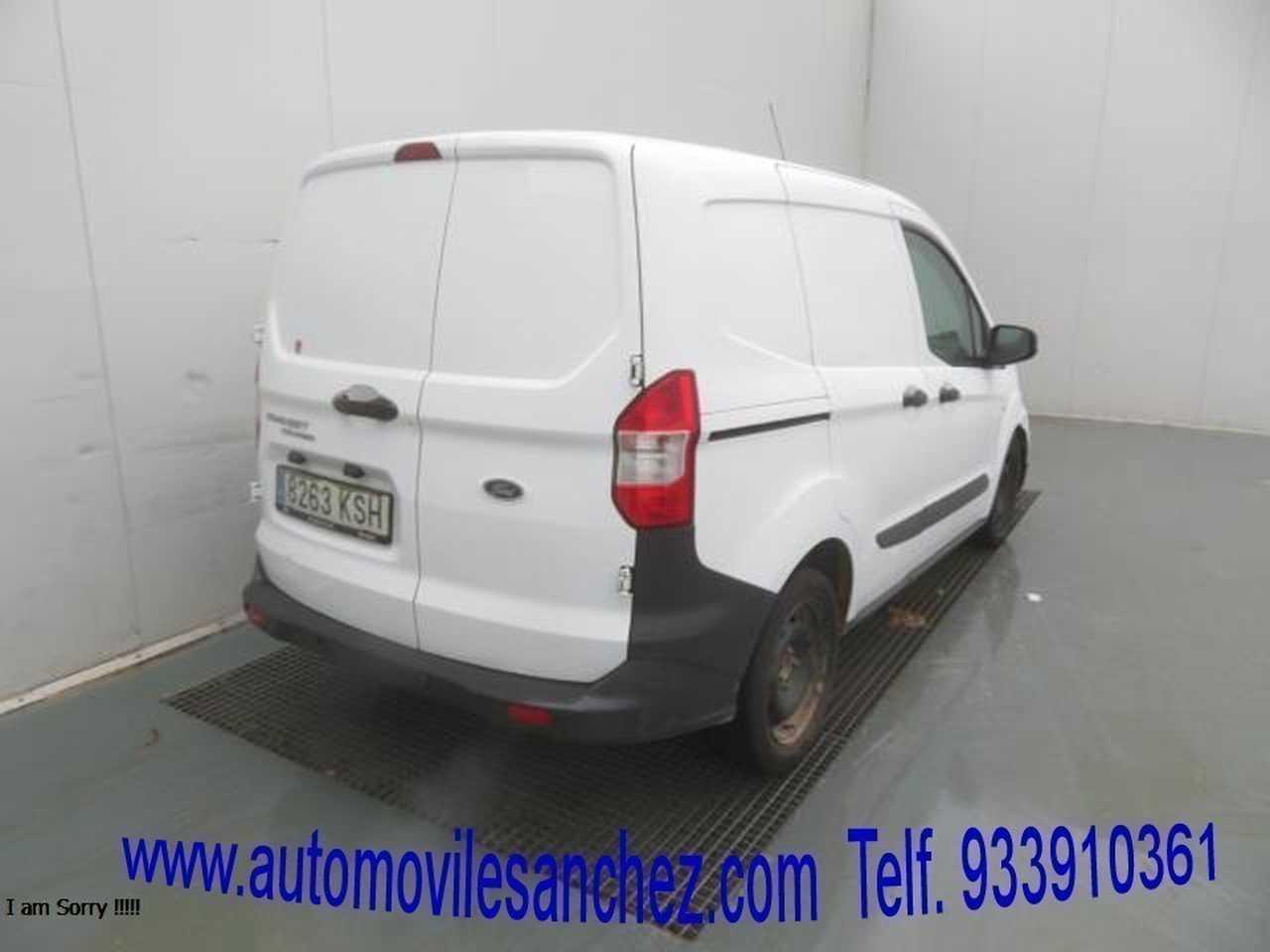 Foto Ford TRANSIT COURIER 2