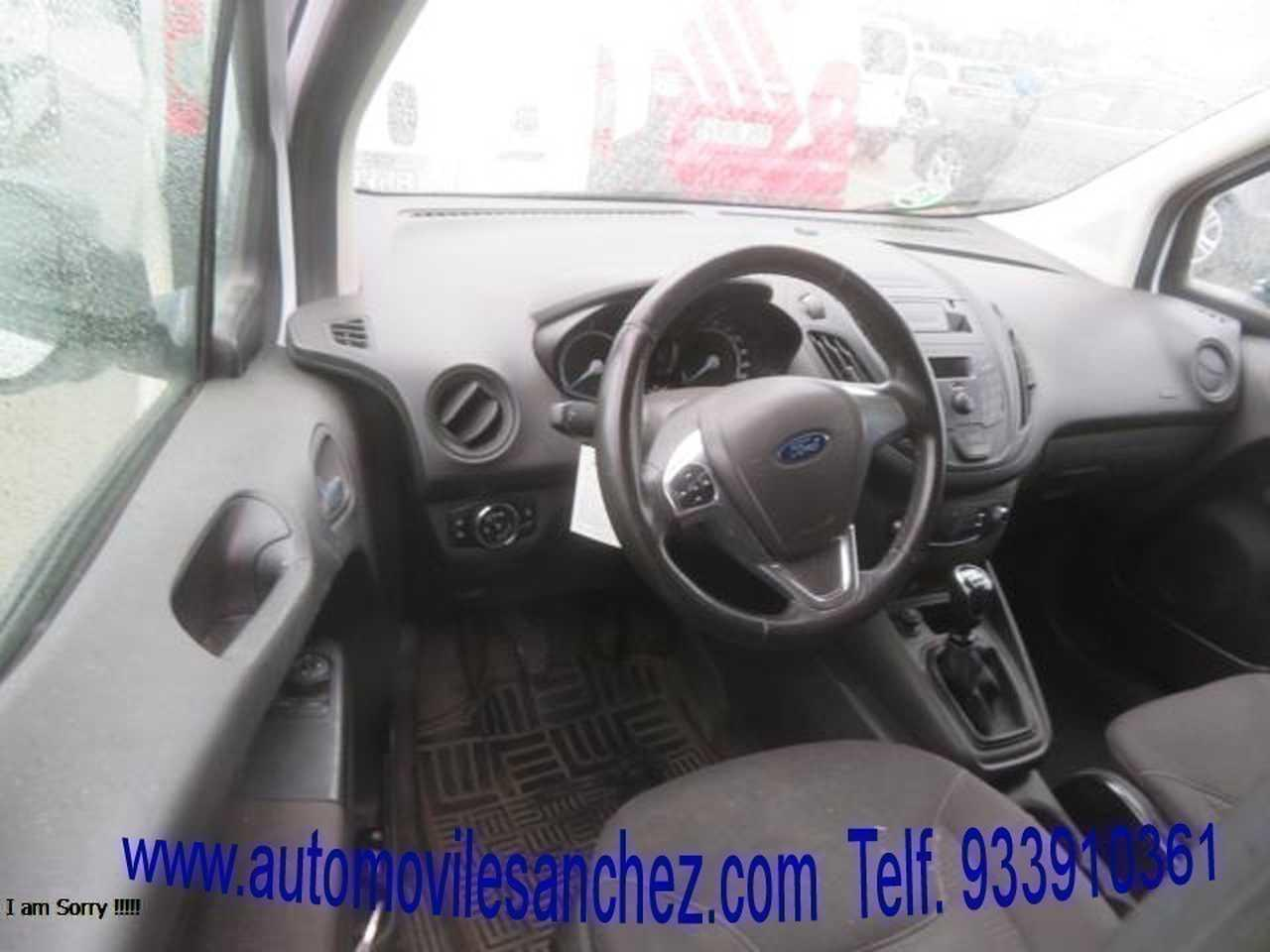 Foto Ford TRANSIT COURIER 3