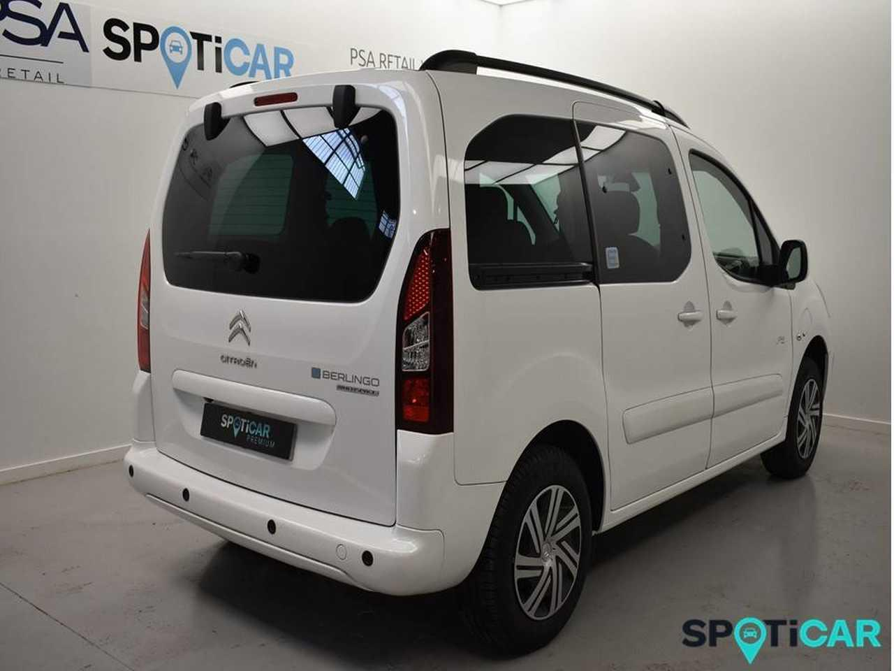 Foto Citroën Berlingo 6