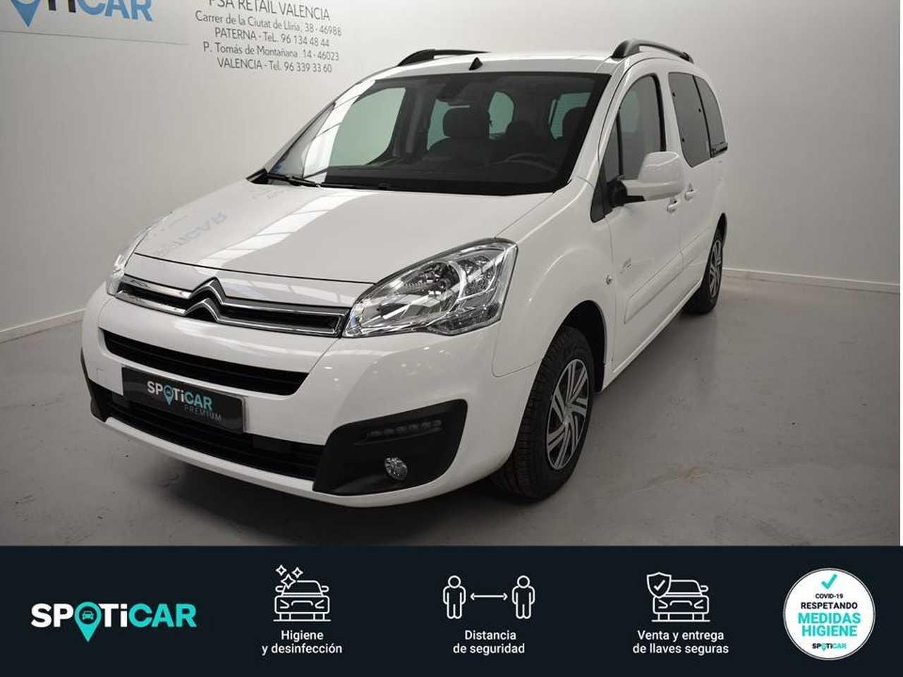 Foto Citroën Berlingo 1