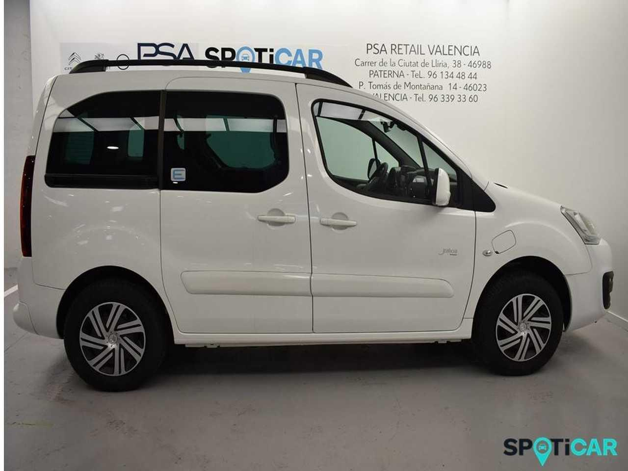 Foto Citroën Berlingo 5