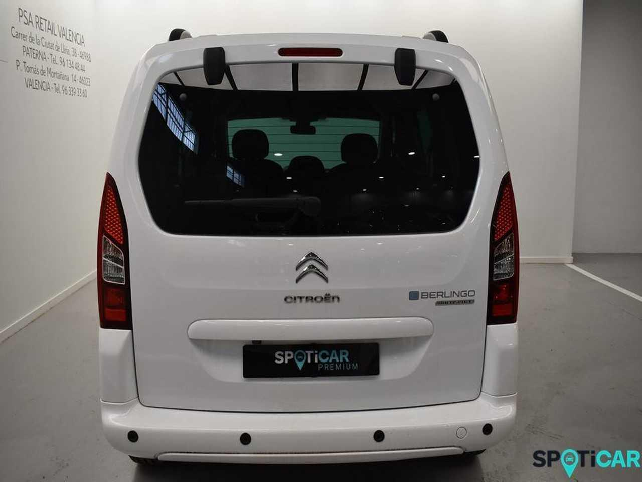 Foto Citroën Berlingo 7