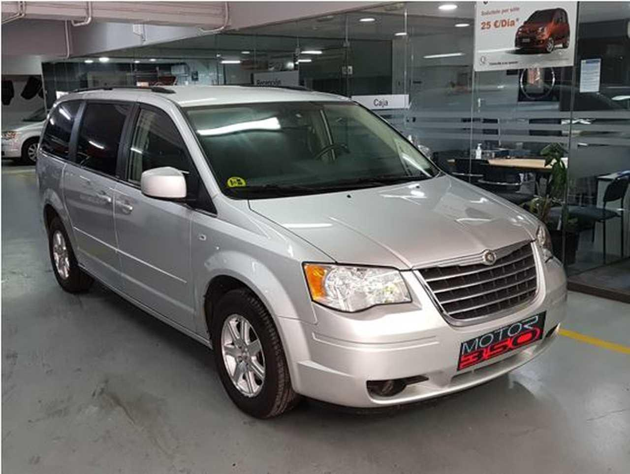 Foto Chrysler Grand voyager 1