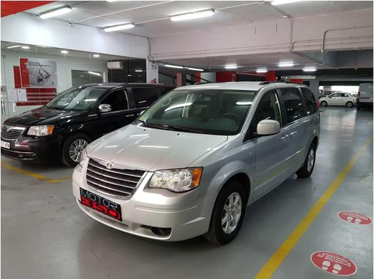 Foto Chrysler Grand voyager 2